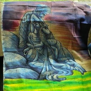 Kama sutra tapestry
